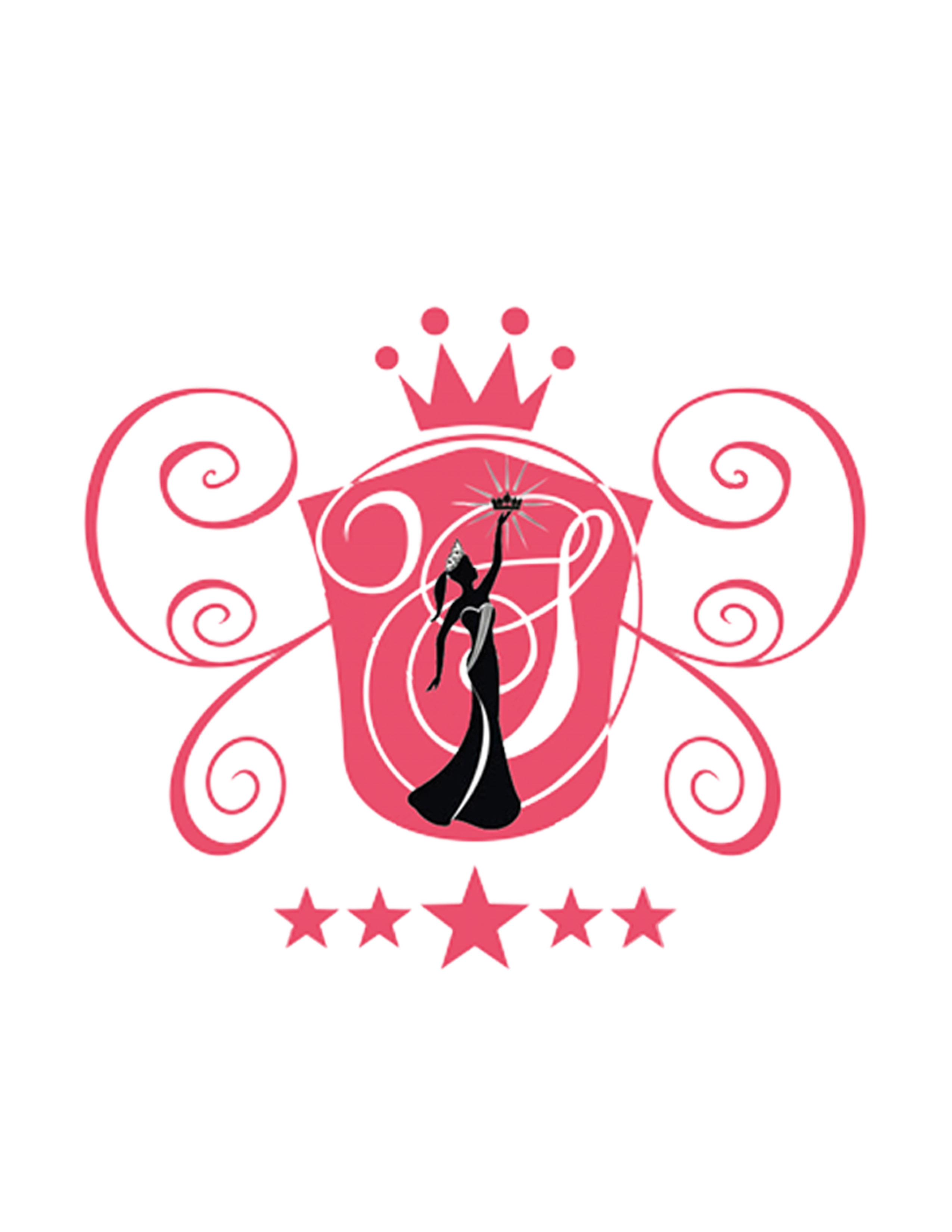 Beauty pageant logo design - photo#43